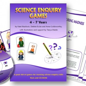 Science Enquiry Games 4-7 Years